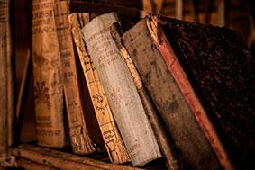 La Biblioteca de La Llamada De La Luna (Podcast)