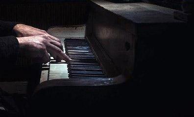 Piano El fantasma de la opera.