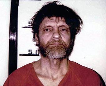 Ted Kaczynski. Tylenol. Unabomber (thelineup)